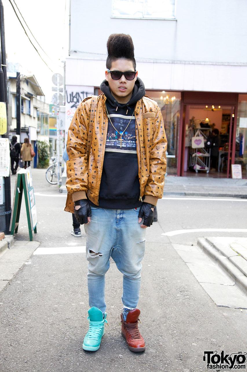 Harajuku Streetwear Designer In 4jigen Swagger Amp Phenomenon