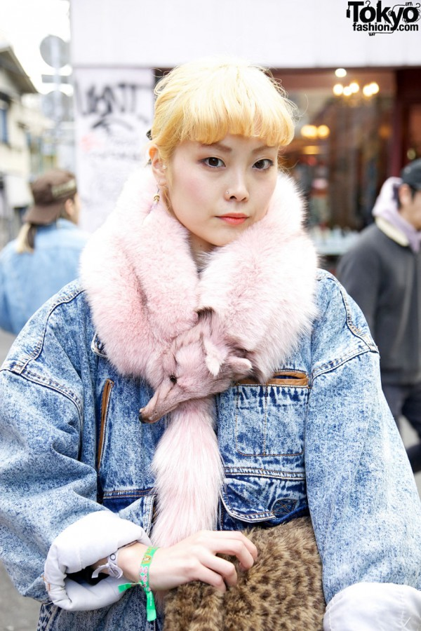 Japanese Fashion Blogger Momo