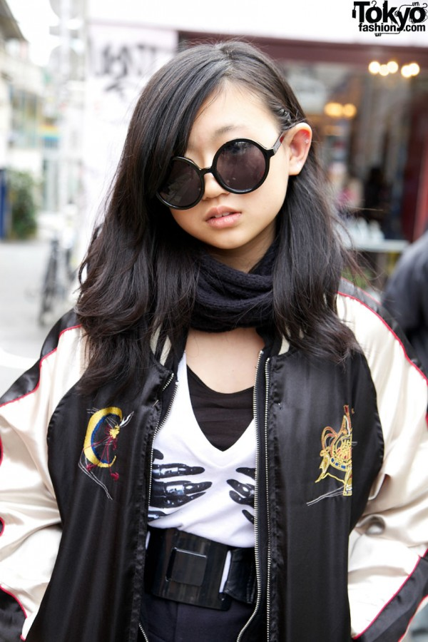 Ziyoou Vachi T-shirt & Sunglasses