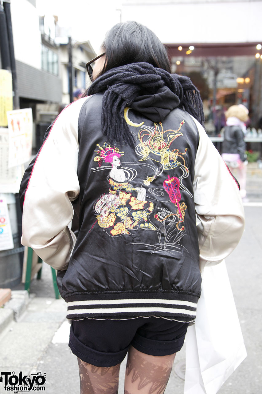 Japanese Souvenir Jacket