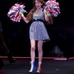Phebely at Tokyo Girls Collection 12SS