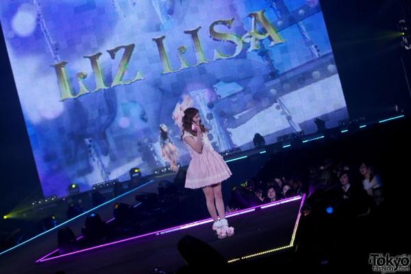 Liz Lisa at Tokyo Girls Collection 12SS