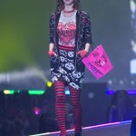 Abbey Dawn at Tokyo Girls Collection 12SS