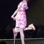 Chesty at Tokyo Girls Collection 12SS