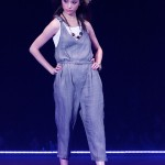 YEVS x Kyoko Amano at Tokyo Girls Collection 12SS