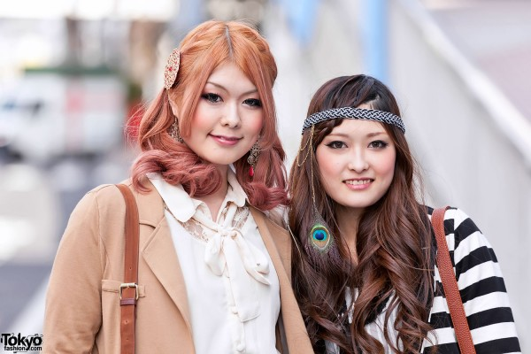 Tokyo Girls Collection Street Snaps 2012 S/S (2)