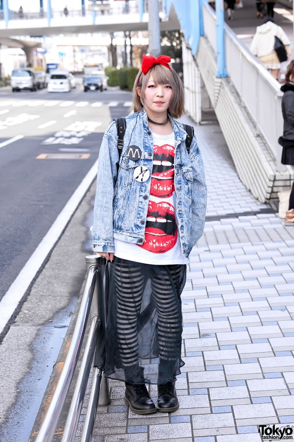 Tokyo Girls Collection Street Snaps 2012 S/S (3)