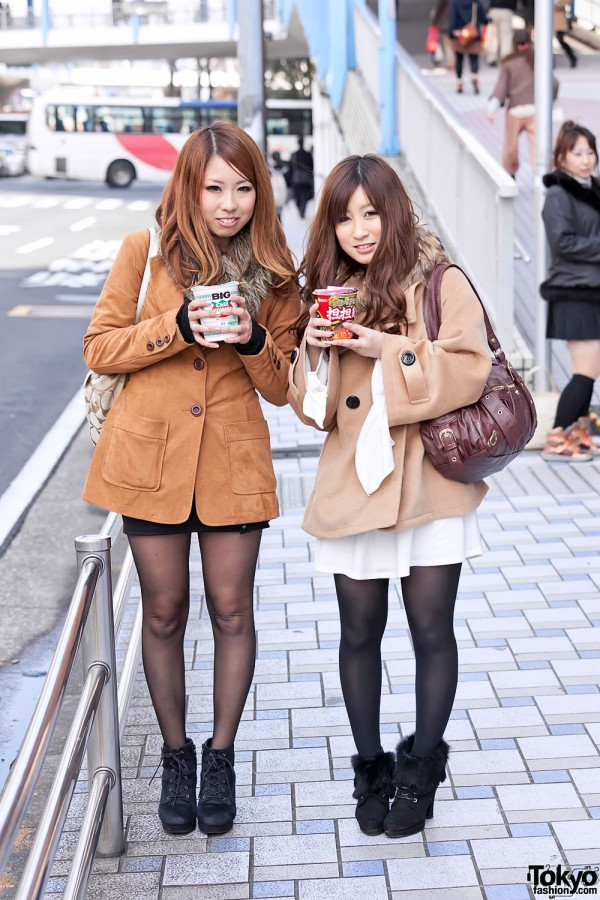 Tokyo Girls Collection Street Snaps 2012 S/S (5)
