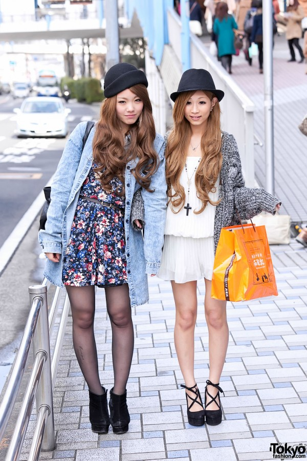 Tokyo Girls Collection Street Snaps 2012 S/S (7)