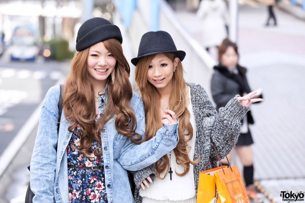 Tokyo Girls Collection Street Snaps 2012 S/S (8)