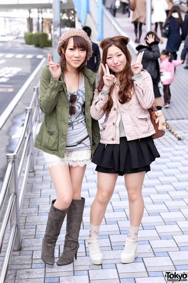 Tokyo Girls Collection Street Snaps 2012 S/S (9)