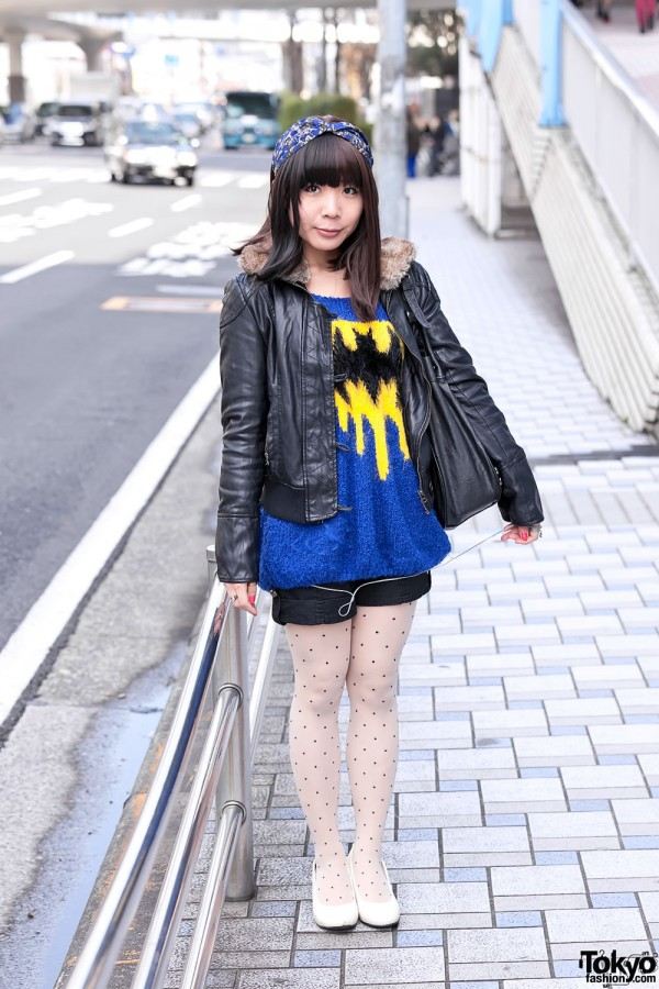 Tokyo Girls Collection Street Snaps 2012 S/S (11)