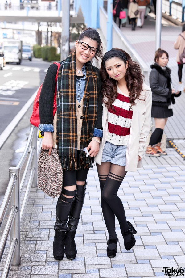 Tokyo Girls Collection Street Snaps 2012 S/S (13)