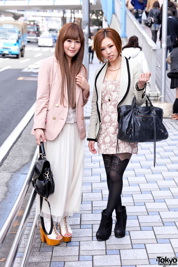 Tokyo Girls Collection Street Snaps 2012 S/S (15)