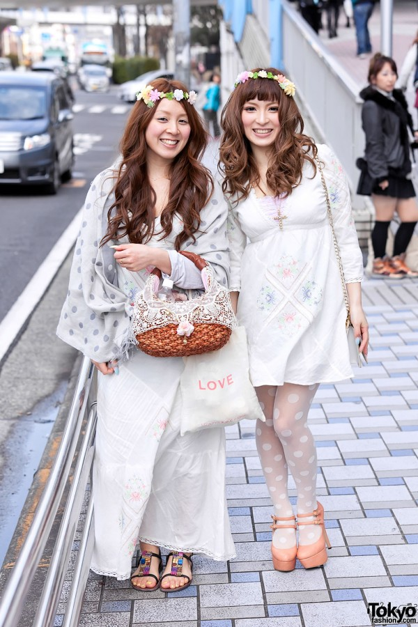 Tokyo Girls Collection Street Snaps 2012 S/S (17)