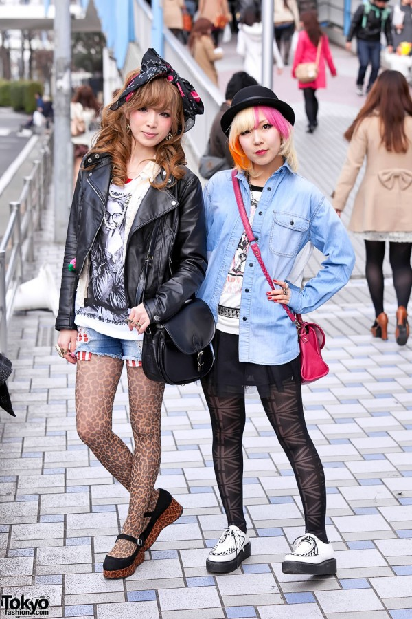 Tokyo Girls Collection Street Snaps 2012 S/S (19)