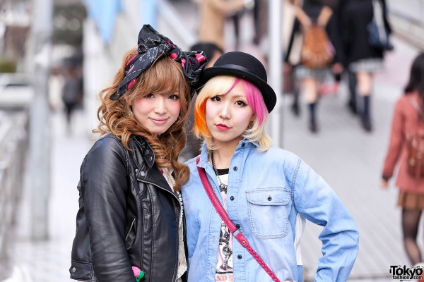 Tokyo Girls Collection Street Snaps 2012 S/S (20)