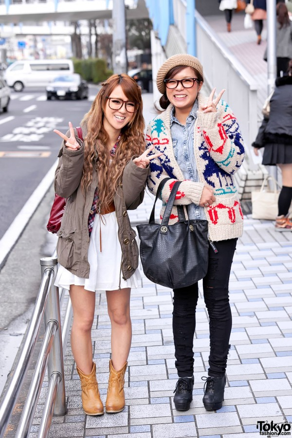Tokyo Girls Collection Street Snaps 2012 S/S (21)