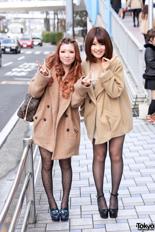 Tokyo Girls Collection Street Snaps 2012 S/S (23)