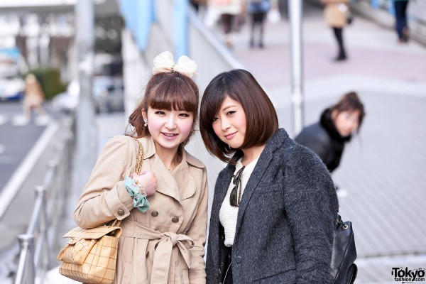 Tokyo Girls Collection Street Snaps 2012 S/S (26)