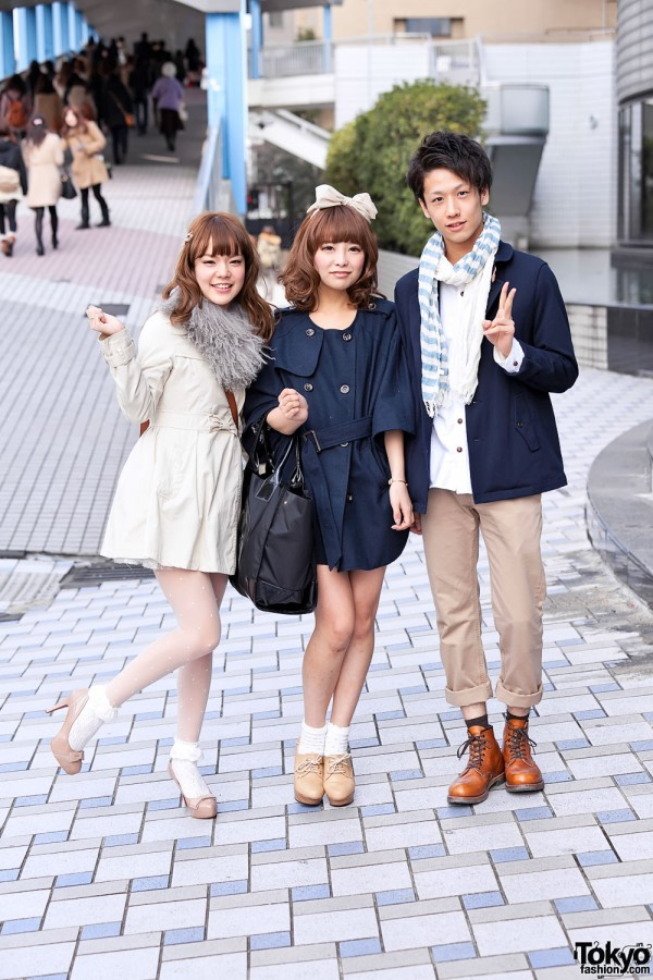 Tokyo Girls Collection Street Snaps 2012 S/S (27)