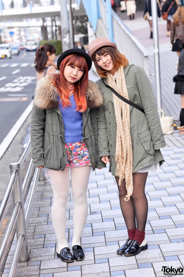 Tokyo Girls Collection Street Snaps 2012 S/S (29)