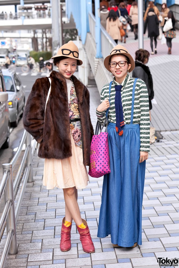 Tokyo Girls Collection Street Snaps 2012 S/S (33)