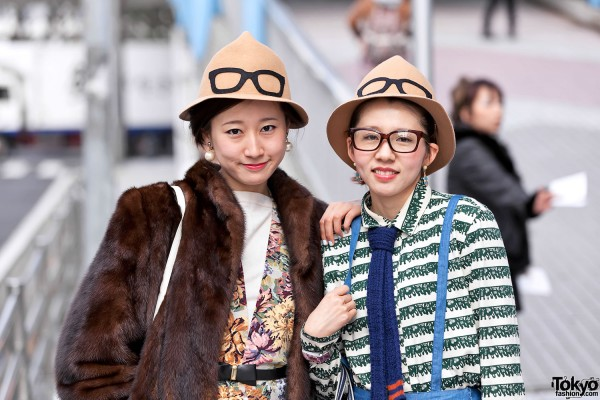 Tokyo Girls Collection Street Snaps 2012 S/S (34)
