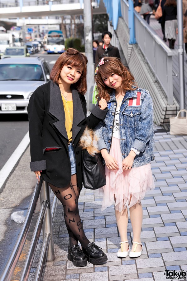 Tokyo Girls Collection Street Snaps 2012 S/S (35)
