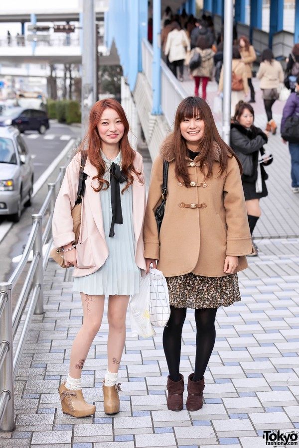 Tokyo Girls Collection Street Snaps 2012 S/S (39)