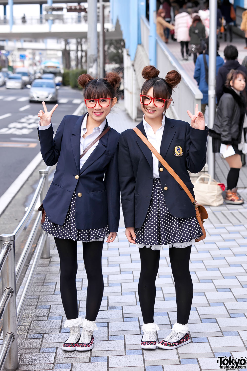 Tokyo Girls Collection Street Snaps 2012 S S