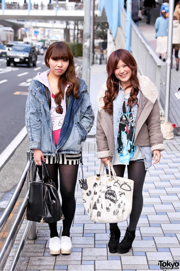Tokyo Girls Collection Street Snaps 2012 S/S (49)