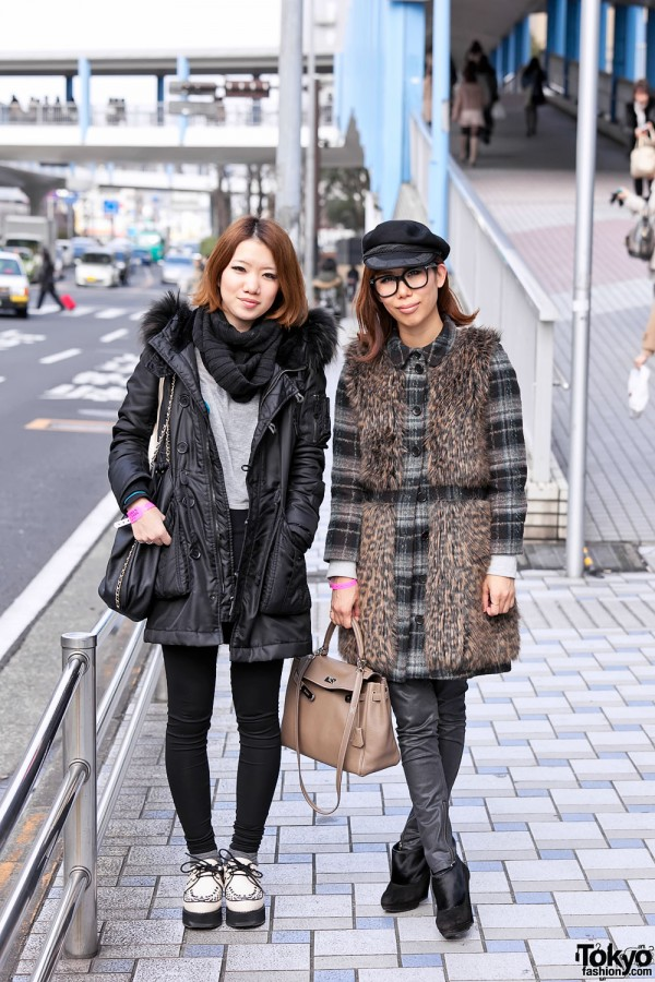 Tokyo Girls Collection Street Snaps 2012 S/S (51)