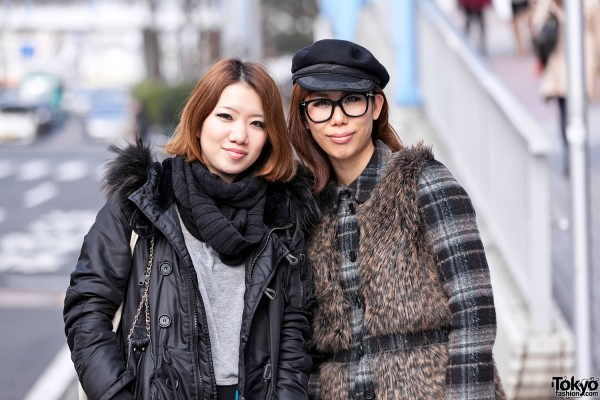 Tokyo Girls Collection Street Snaps 2012 S/S (52)