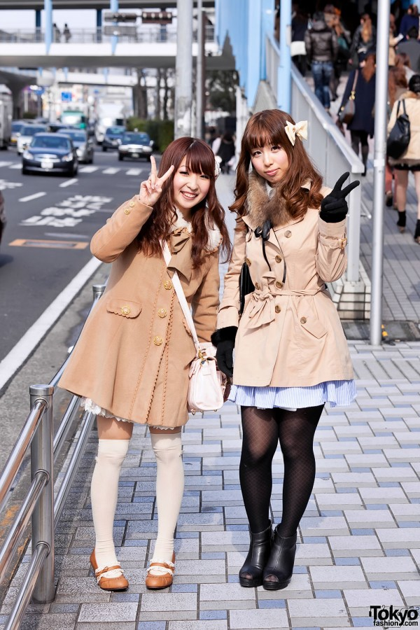 Tokyo Girls Collection Street Snaps 2012 S/S (53)