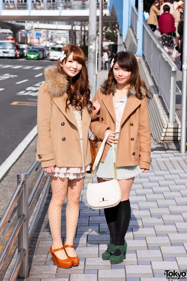 Tokyo Girls Collection Street Snaps 2012 S/S (55)