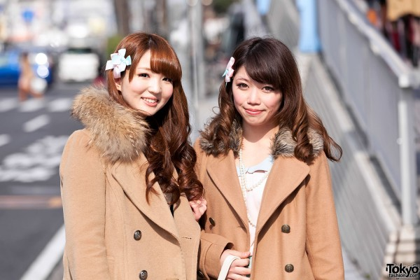 Tokyo Girls Collection Street Snaps 2012 S/S (56)