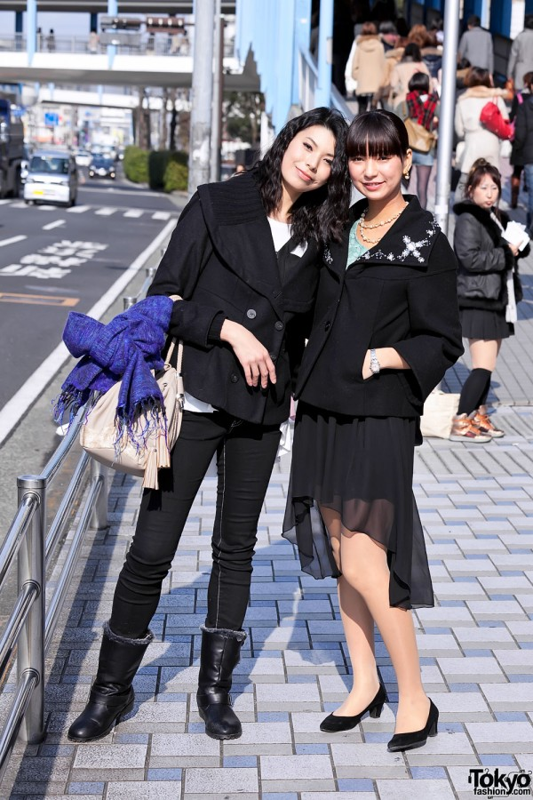 Tokyo Girls Collection Street Snaps 2012 S/S (67)