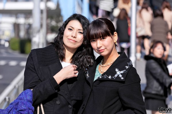 Tokyo Girls Collection Street Snaps 2012 S/S (68)