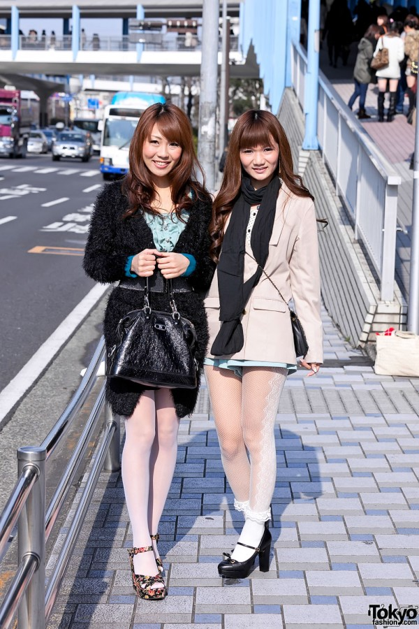Tokyo Girls Collection Street Snaps 2012 S/S (71)