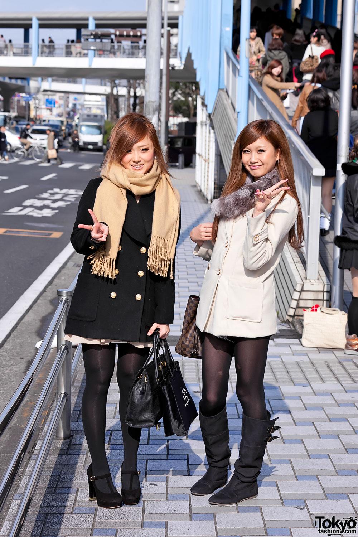 Tokyo Street Fashion Photography