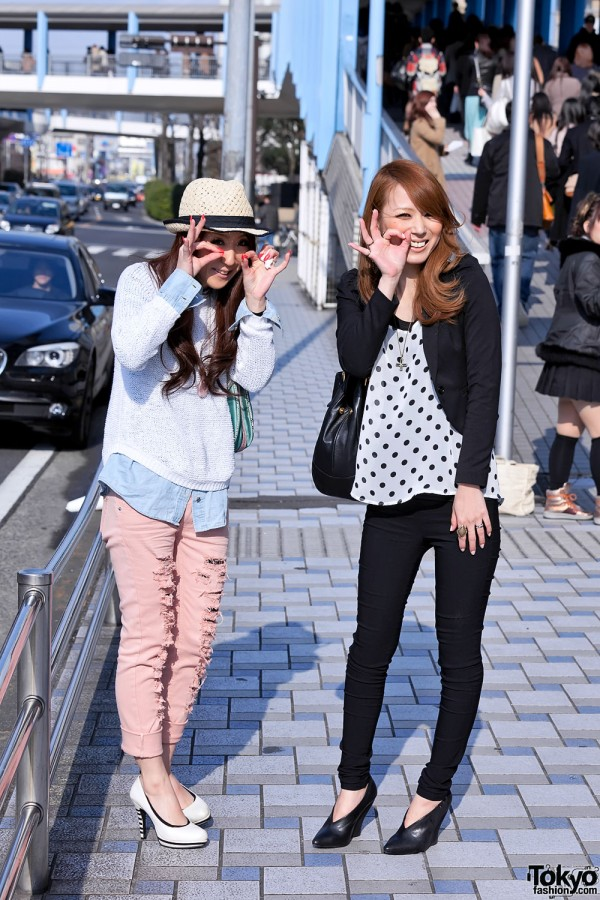 Tokyo Girls Collection Street Snaps 2012 S/S (75)
