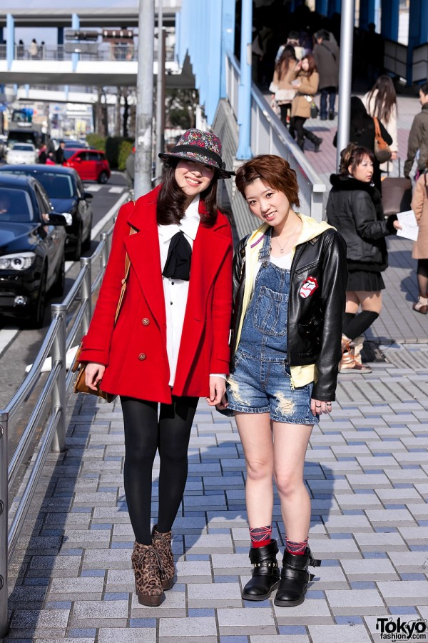 Tokyo Girls Collection Street Snaps 2012 S/S (77)