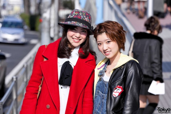 Tokyo Girls Collection Street Snaps 2012 S/S (78)