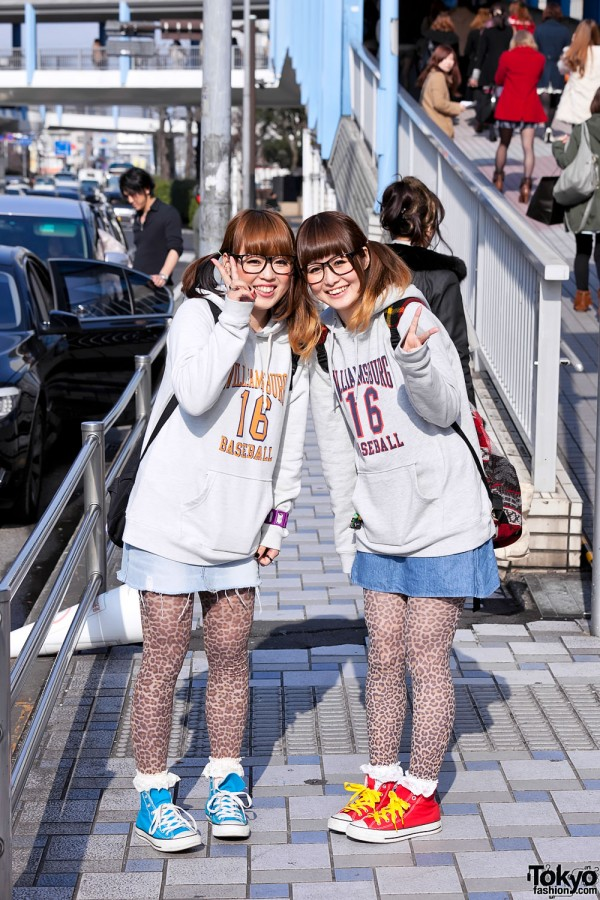 Tokyo Girls Collection Street Snaps 2012 S/S (79)