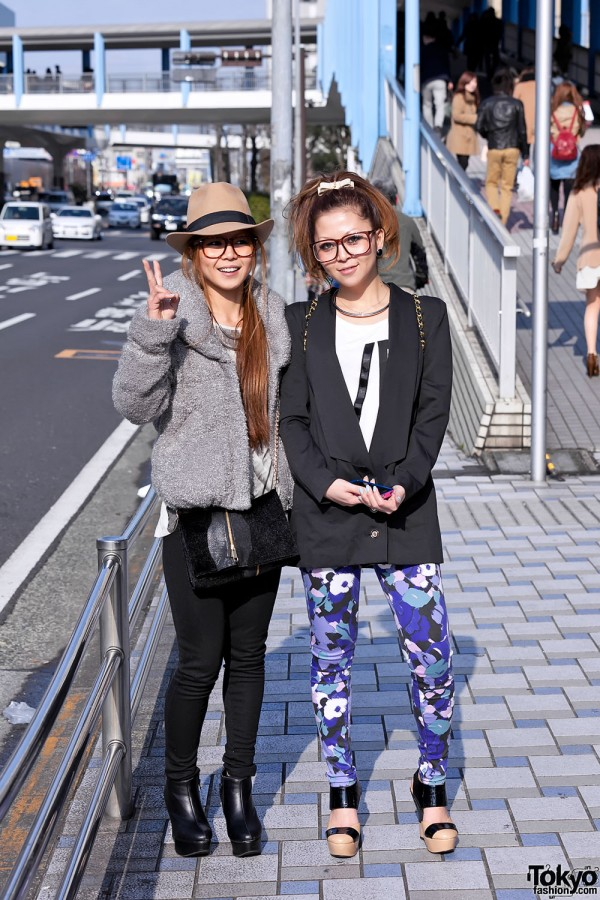 Tokyo Girls Collection Street Snaps 2012 S/S (81)
