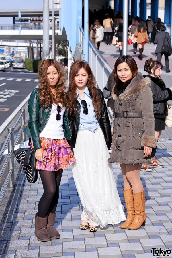 Tokyo Girls Collection Street Snaps 2012 S/S (85)