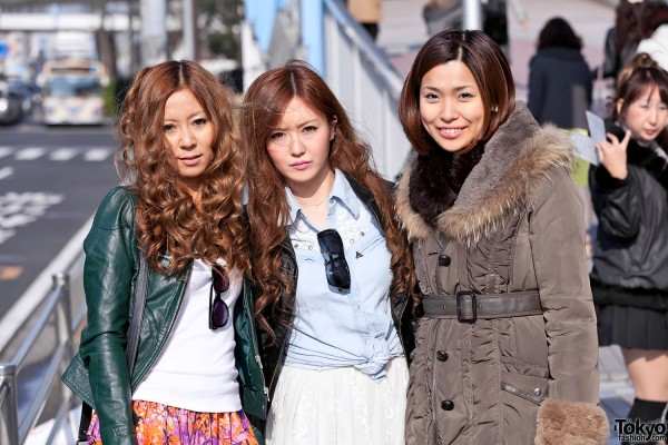 Tokyo Girls Collection Street Snaps 2012 S/S (86)