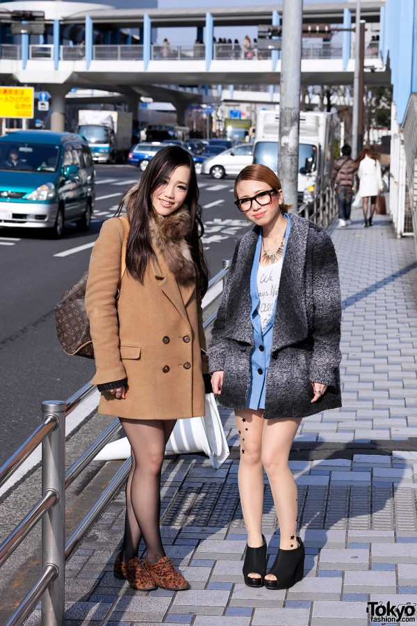 Tokyo Girls Collection Street Snaps 2012 S/S (87)