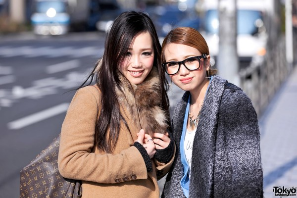 Tokyo Girls Collection Street Snaps 2012 S/S (88)